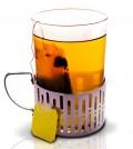 כוס תה גדול