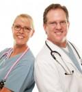 זוג רופאים
