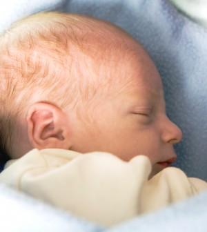 צורת ראש התינוק